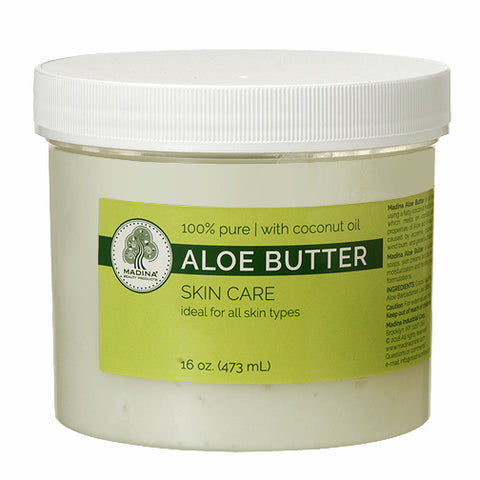Aloe Butter - 100% pure with coconut oil