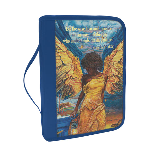 Angelic Guidance Classic Bible Cover