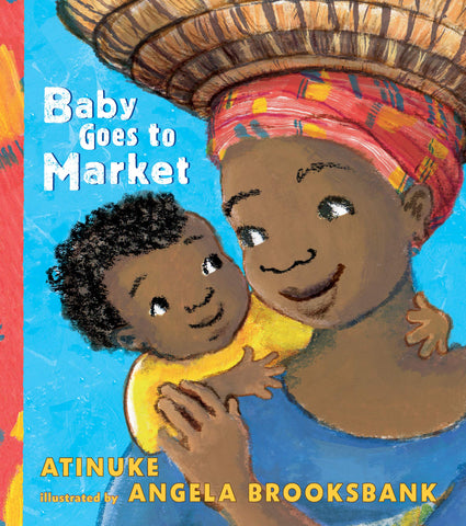 Baby Goes to Market - Boardbook