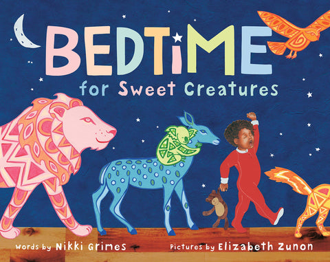 Bedtime for Sweet Creatures - Hardcover