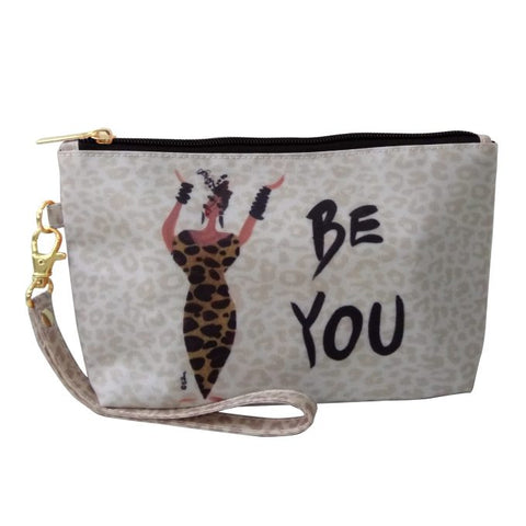 Be You Cosmetic Pouch