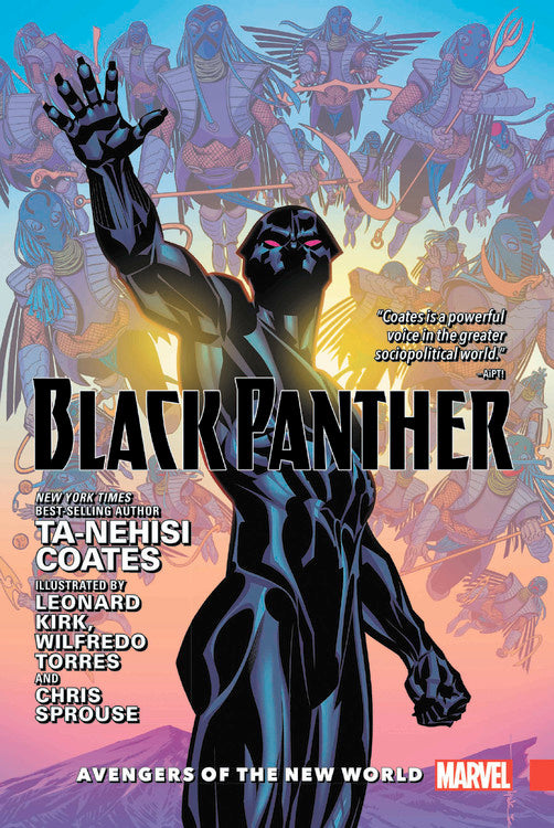 Black Panther Vol. 2: Avengers of the New World - Hardcover