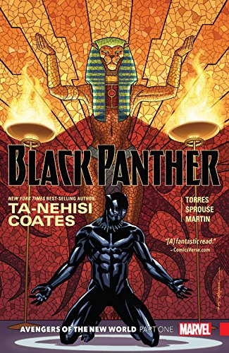 Black Panther Book 4 : Avengers of the New World Part 1