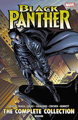 Black Panther: The Complete Collection, Volume 4