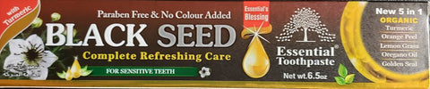 Black Seed Essential Toothpaste