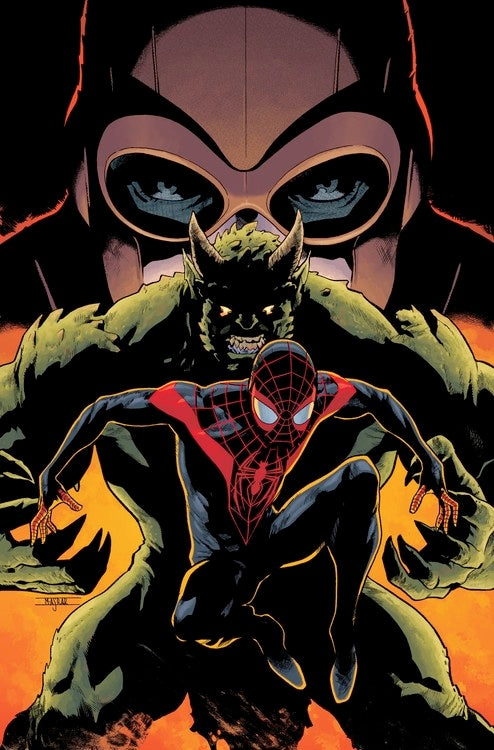 Miles Morales Vol. 2 Bring on the Bad Guys