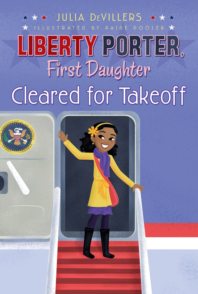 Liberty Porter, First Daughter Collection - Cleared for Takeoff #3