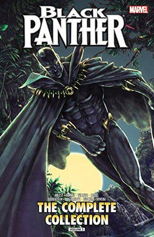 Black Panther: The Complete Collection, Volume 3
