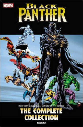 Black Panther: The Complete Collection, Volume 2