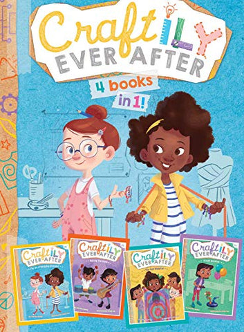 Craftily Ever After: 4 books in 1