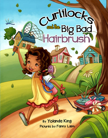 Curlilocks and the Big Bad Hair Brush