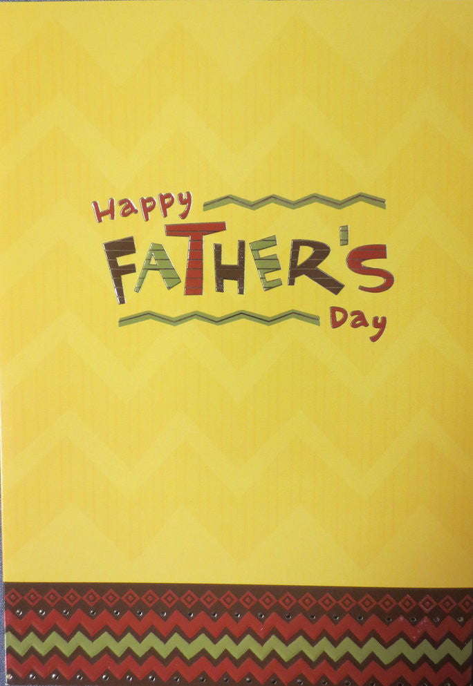 Happy Father's Day - Father's Day Card
