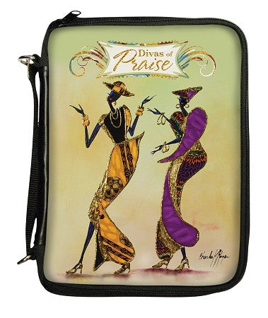 Divas of Praise Bible Cover