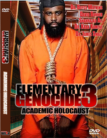 Elementary Genocide 3: Academic Holocaust