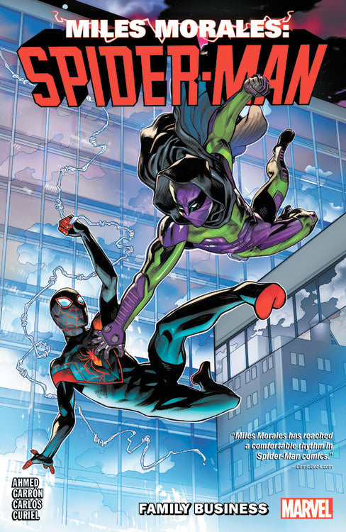 Miles Morales: Spider-Man Vol. 3: Family Business