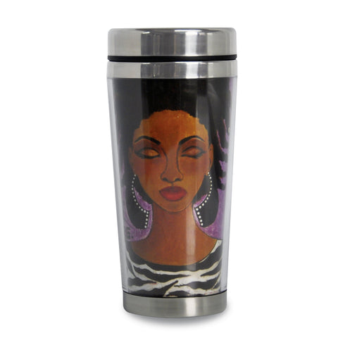 For I Know The Plans... African American Travel Mug