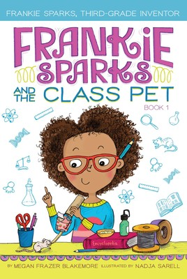 Frankie Sparks and the Class Pet #1