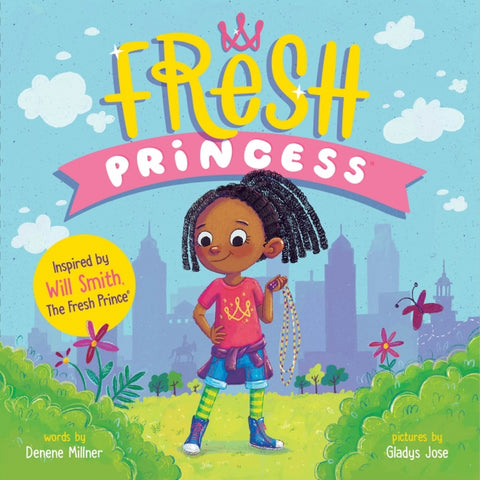 Fresh Princess - Hardcover