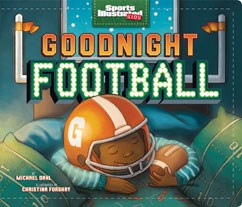 Goodnight Football - Boardbook