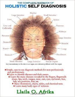The Complete Textbook of Holistic Self Diagnosis