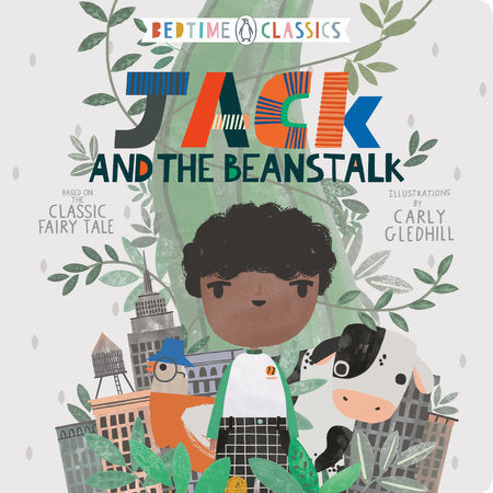Jack and the Beanstalk - Boardbook