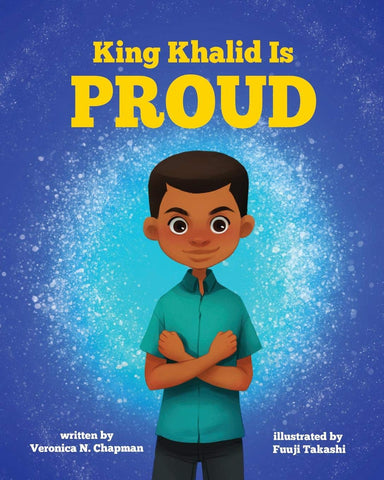King Khalid is PROUD