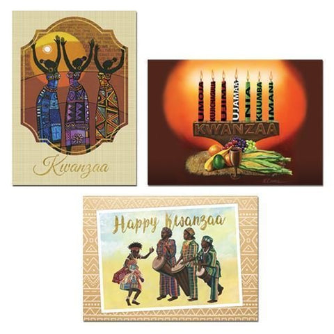 Kwanzaa Assortment Card
