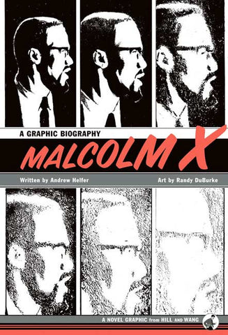Malcolm X - A Graphic Biography