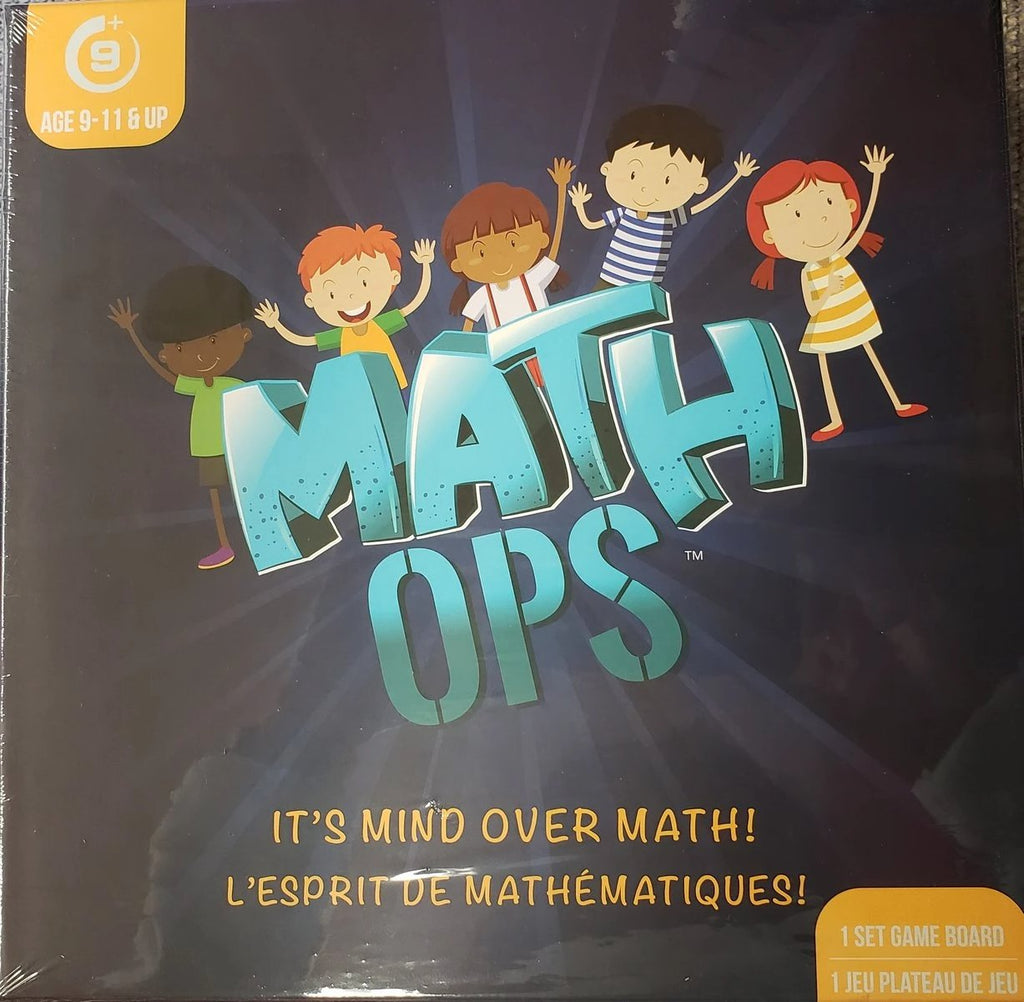 Math OPS - It's Mind Over Math!