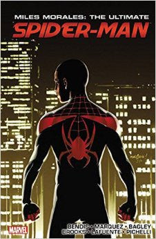 Miles Morales: The Ultimate Spider-Man Ultimate Collection Book 3