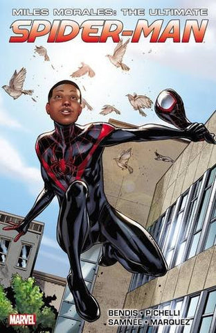 Miles Morales: The Ultimate Spider-Man Ultimate Collection Book 1
