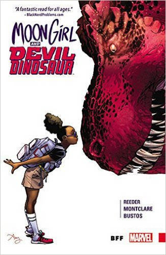 Moon Girl and Devil Dinosaur, Volume 1: BFF