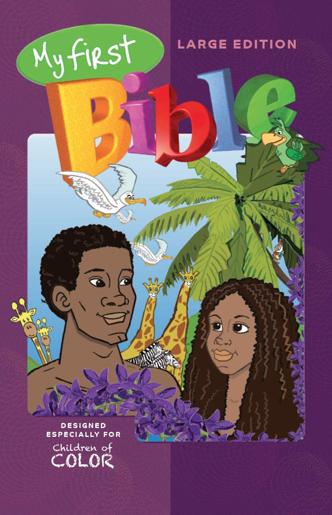 My First Bible for Children of Color LARGE edition