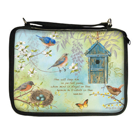 Nesting Art Story Bible Cover