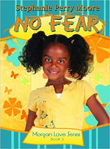 No Fear - Morgan Love Series, book 5