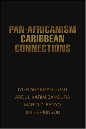 Pan-Africanism Caribbean Connections