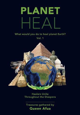 Planet Heal: What would you do to heal planet Earth?