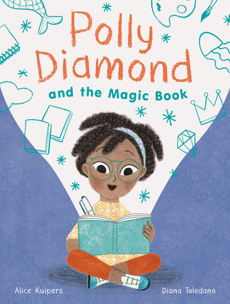 Polly Diamond and the Magic Book - #1
