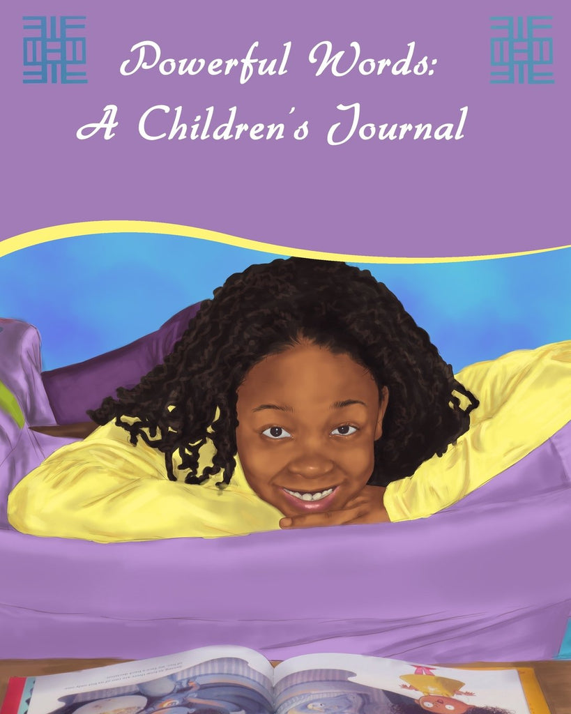 Powerful Words: A Children's Journal