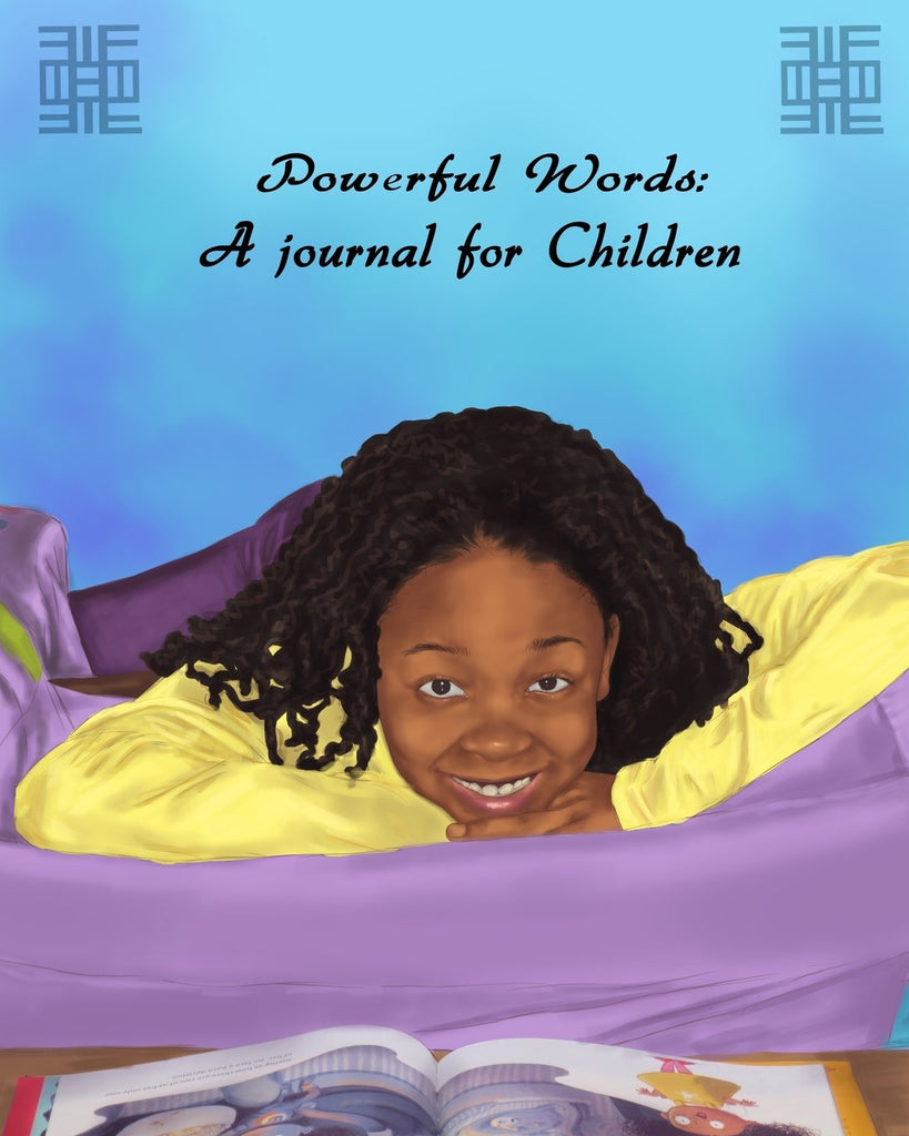 Powerful Words: A Journal for Children