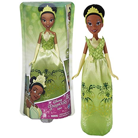 Disney Princess - Tiana Royal Shimmer Fashion Doll