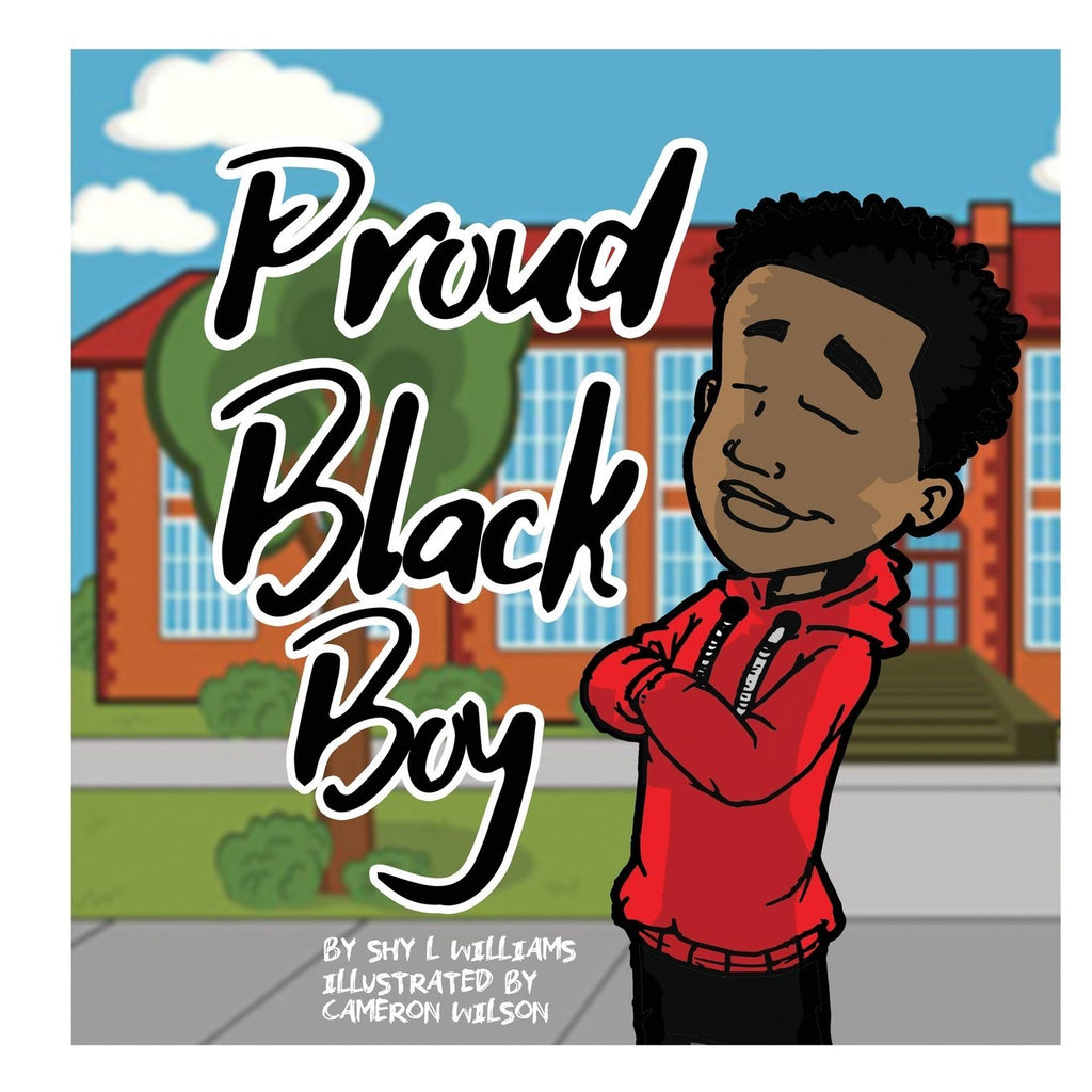 Proud Black Boy