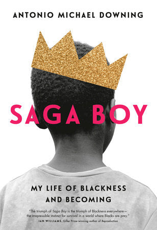 Saga Boy - My Life of Blackness and Becoming