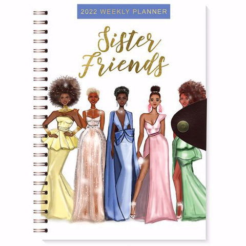 Sister Friends 2020 Weekly Inspirational Planner