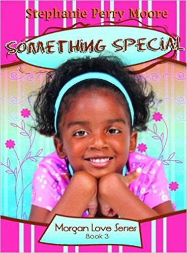 Something Special - Morgan Love Series, book 3