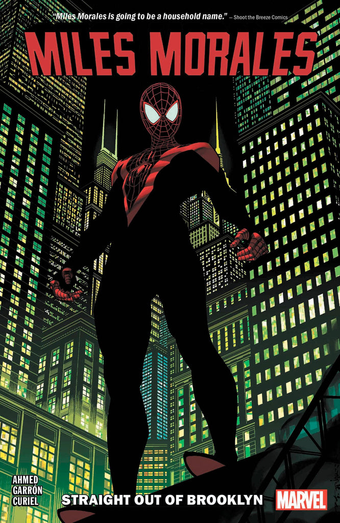 Miles Morales: Spider-Man Vol. 1: Straight Out of Brooklyn