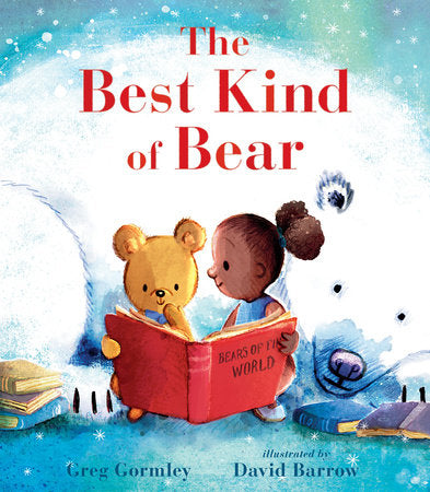 The Best Kind of Bear - Hardcover