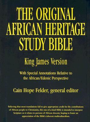 The Original African Heritage Study Bible - KJV