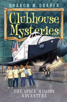 Clubhouse Mysteries #4: The Space Mission Adventure
