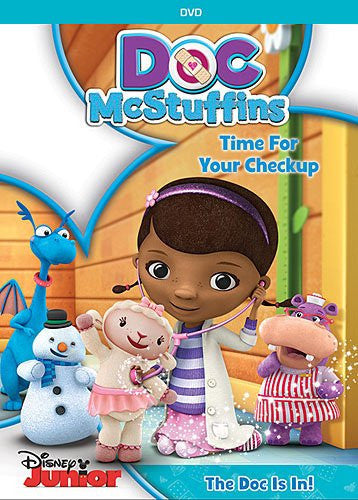 Doc McStuffins - Time for your Checkup